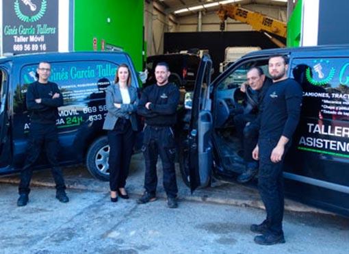 reparación de vehículos en murcia