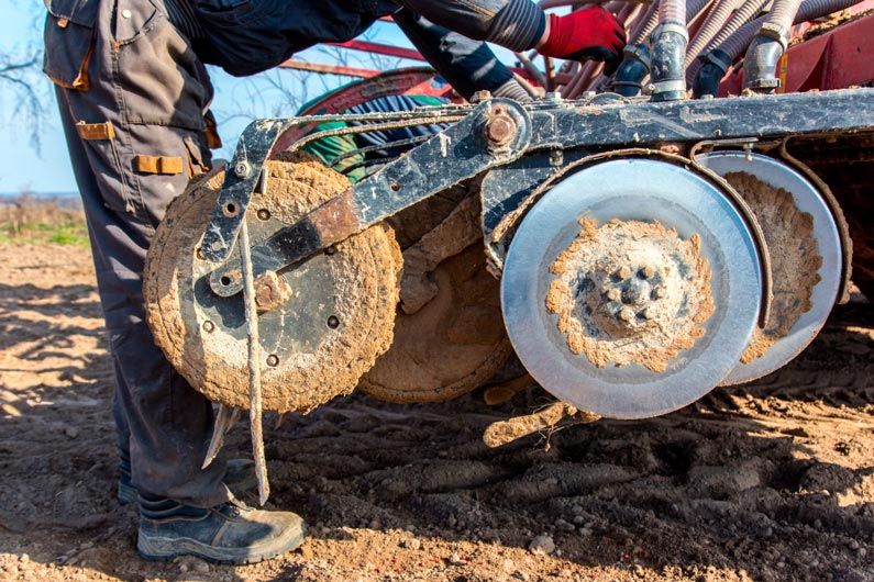 Reparación de tractores en Murcia