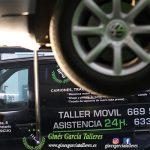 Servicio de taller móvil para furgonetas en San Javier