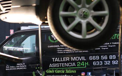 Taller  móvil y a domicilio en Los Alcázares y alrededores