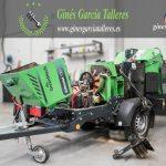 Taller de reparación de maquinaria agrícola en Murcia