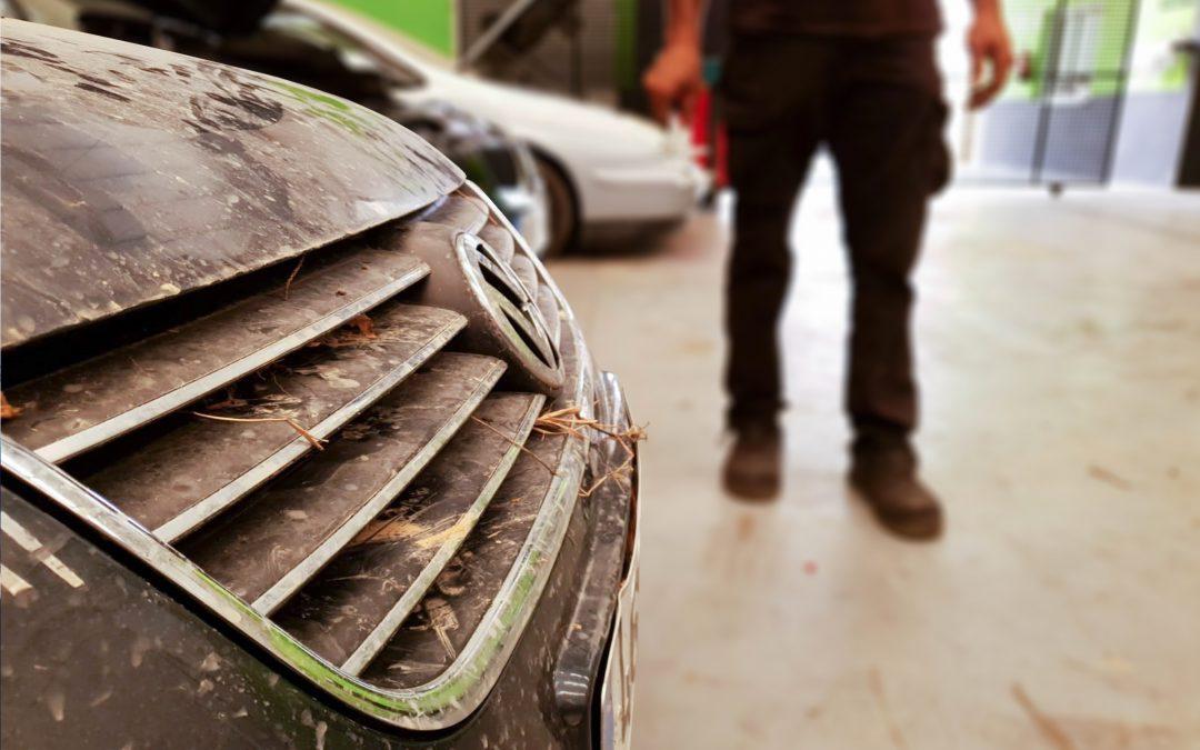 ¿Tu vehículos ha sufrido las consecuencias de las inundaciones?