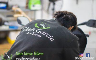 Taller de reparación de motocultores y motoazadas en Murcia