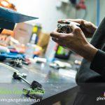 Taller de reparación de motosierras en Murcia