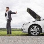 Causas comunes de fallos en el motor del coche